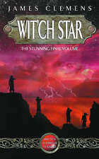 Wit'ch Star (Banned & the Banished), James Clemens | Paperback Book | Good | 978