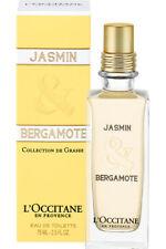 L'occitane Jasmin & Bergamote Eau de Toilette 2.5oz NEW IN SEALED BOX