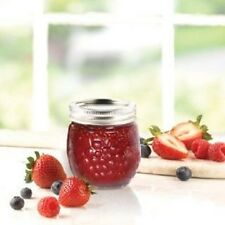Ball® Collection Elite® Half-Pint 8 oz. Jam Jars, 4 ct Jam Jelly Canning Kitchen