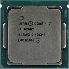 NEW!  Intel Core i7-8700T CPU Processor OEM/TRAY