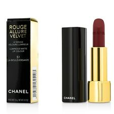2015 CHANEL Rouge Allure Velvet Luminous Matte Lip Colour 51 La Bouleversante