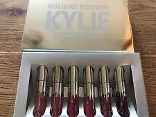 Holiday Edition Mini Matte lip kit 6 piece