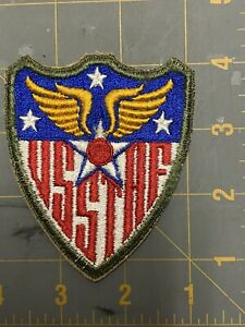 WWII US Strategic Air Forces In Europe Patch TB