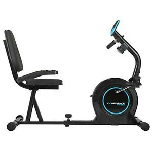Confidence Fitness Magnetic Recumbent Exercise Bike