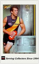 2017 AFL Footy Stars Trading Card Milestones Subset MG59 Alex Rance (Richmond)