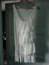 Hip Length Blouse Cotton Blend Tall Tops & Shirts for Women