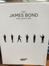 The James Bond Collection [New Blu-ray] Boxed Set 24 movies