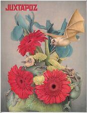 Juxtapoz magazine January 2011 n120  TIFFANY BOZIC MICHEL GONDRY