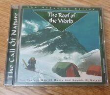 The Call Of Nature The Roof Of The World CD, Mix Of Music And Sounds Of Nature.