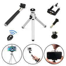 Monopod Selfie Stick Handheld Tripod Bluetooth Shutter For iPhone X 8 7 Samsung