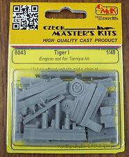 1/48 Resin Maybach HL230 Tiger I Engine for Tamiya Kit CMK #8043 Factory Sealed