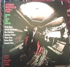 LORD SUTCH And Heavy Friends Cotillion SD 9015 Gatefold Cover Mint- Disc Mint