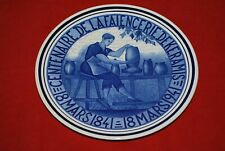 CENTENAIRE DE LA FAÏENCERIE DE KERAMIS 1841-1941 .CHARLES CATTEAU .BOCH