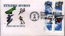 (0cs) FDC 3324a Extreme Sports - DGW