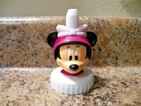 Good 2 Grow Minnie Mouse purple topper