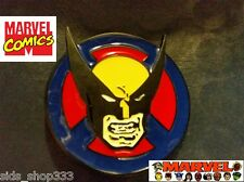 Retro WOLVERINE X-men Belt Buckle Full metal cosplay Movie XMEN collectible