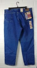 MEN'S WRANGLER RUGGED WEAR JEANS Size 42x32 RELAXED FIT  NWT