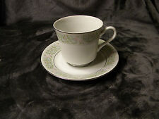 Taihei Fine China Springtime Cup & Saucer, EXCELLENT CONDITION