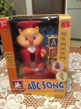 Abc Song Game 2002 Professor Oliver The Owl Milton Bradley New