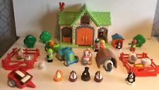 ELC Happyland Bundle/Farm with Sound With Animals & Figures