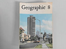 DDR Geographie Lehrbuch Kl.8 Schulbuch Afrika Amerika Austr. Polargebiet 1983/87