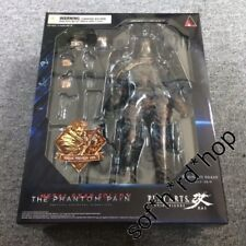 Play Arts Kai Metal Gear Solid 5 Venom Snake Sneak preview  Figure Square Enix