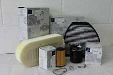 Genuine Mercedes-Benz W204 C-Class C200 220 250 Diesel OM651 Filter Service Kit