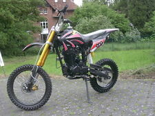 DIRT BIKE 250 ccm Vollcross CROSS Pit 250cc 200 125 Enduro Pit pocketbike NEU