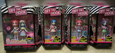 Lot Of 5 Off The Hook Fashion Dolls Surprises Spring Dance Alexis Brooklyn Mila