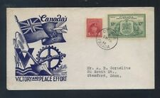 Canada E11 first day cover