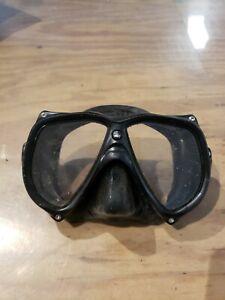 Aqua Lung Teknika Mask / Black / Black
