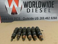 Mercedes MBE 4000 Injectors QTY 6, Parts # 432003564