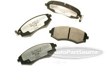 Disc Brake Pad Set fits 1989-2006 Nissan 240SX Sentra Stanza  AUTOPARTSOURCE