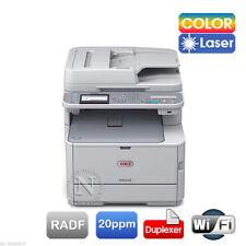OKI MC Printers with Copier