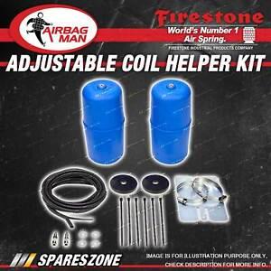 Airbag Man Air Bag Suspension Coil Springs Helper Kit Rear for NISSAN NAVARA D23