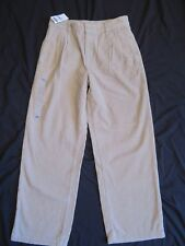 New with Tags Boy's Old Navy Beige/Tan Corduroy Pants Size 14 Classic Fit