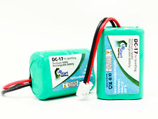 2x SportDog SDT00-11907 Battery Replacement (Receiver), 4.8V, 150mAh, NIMH