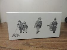 """Department 56 """"Christmas At The Park"""" Christmas in the City Accessory #58661 Mib"""