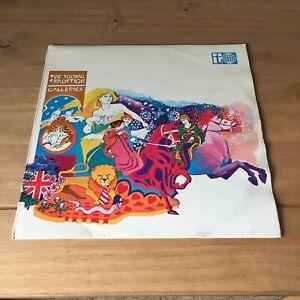 "THE YOUNG TRADITION - GALLERIES (UK 1968 12"" VINYL ALBUM) TRANSATLANTIC TRA 172"
