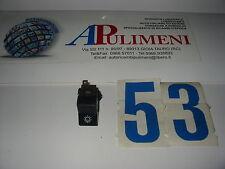 4158772 INTERRUTTORE (SWITCH)LUCI STRUMENTAZIONE NERO FIAT X1/9-124-125-128