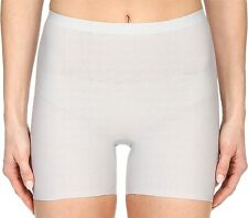 SPANX Women's Perforated Girlshorts Crystal Grey Size S