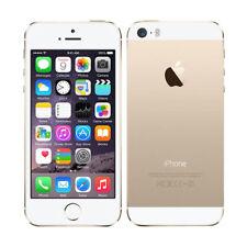 "Apple iPhone 5S 16GB 32GB ""Factory Unlocked GSM"" 4G LTE iOS Smartphone"