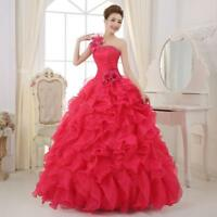 New Quinceanera Gown Formal Prom Party Pageant Ball Dresses Bridal Wedding Dress