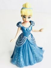 Polly Pocket DISNEY Princess CINDERELLA Magiclip Magic Clip Dress Doll