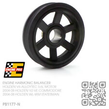 ENGINE PRO HARMONIC BALANCER V6 ALLOYTEC 3.6L [HOLDEN VE COMMODORE/SV6/UTE]