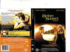 Before Sunset-2004-Ethan Hawke- Movie-Dvd