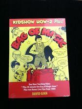 GINN, KIDSHOW HOW-2 MAGIC DVD