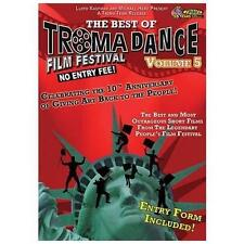 The Best of Tromadance Film Festival - Vol. 5 (DVD, 2009) Troma BRAND NEW SEALED
