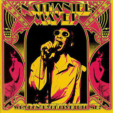 Nathaniel Mayer - Why Don't You Give It To Me? (CD 2007, Alive) Black Keys