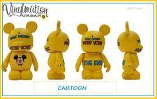 "DISNEY VINYLMATION 3"" ★ CARTOON ★ WITH CARD ★ URBAN 2 ★ NEW  ★"